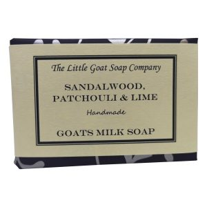 Sandalwood, Patchouli & Lime 100g