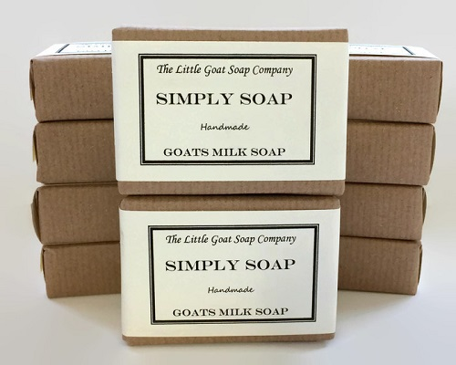 Simply Soap 10 x 100g Wrapped