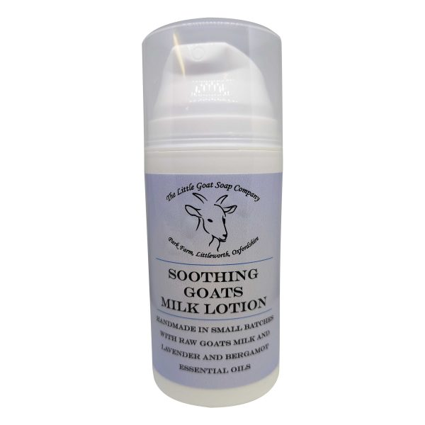 Soothing Goats Milk Lotion 100ml