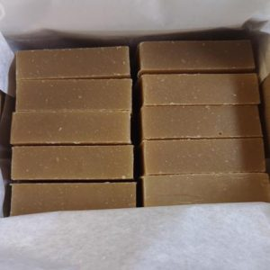 Goats Milk Soap 'Naked' Multipacks