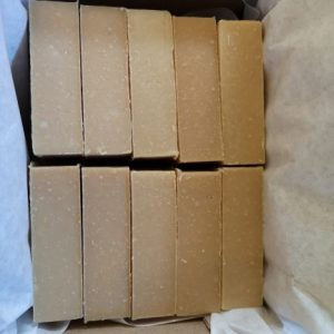 Simply Soap 10 x 100g  Naked