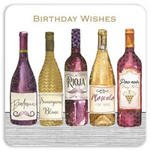 Wine - Birthday Wishes