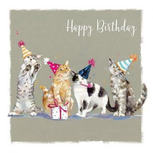 Cats - Happy Birthday