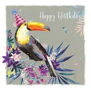Toucan - Birthday