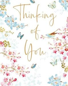 Blossom -Thinking of you